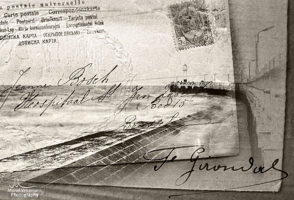 Carte postale de Nieuport
