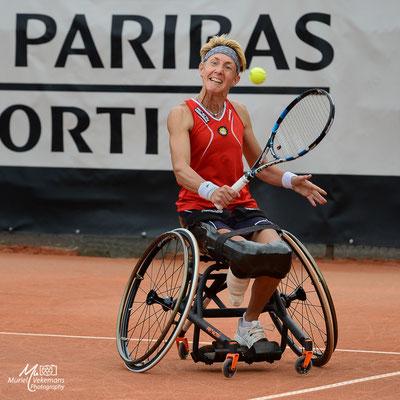 wheelchair tennis belgian open 2017