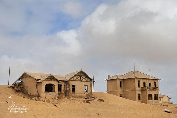 Lüderitz kolmanskop ville fantôme
