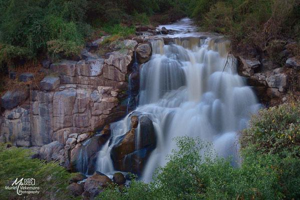 Awash national parc Cascade