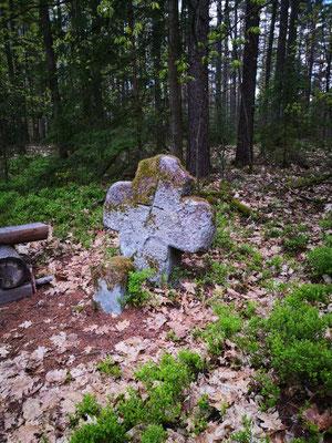 Mittelalterliches Steinkreuz