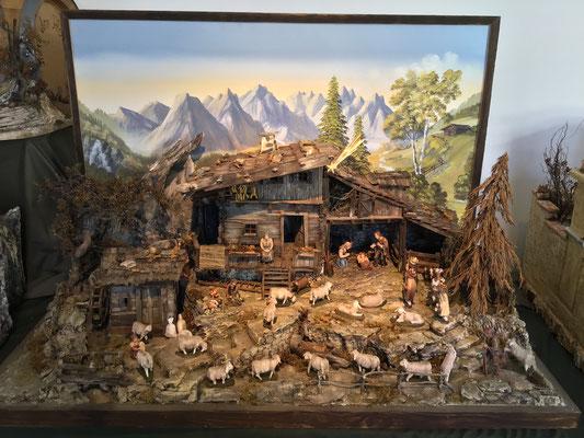 Heimatliche Krippe, Verena FRITZ, Tirol