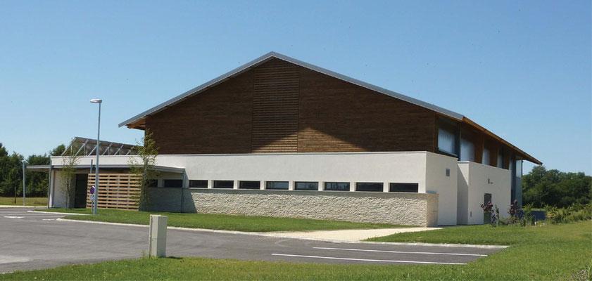 Salle multisports de Vailly sur Sauldre