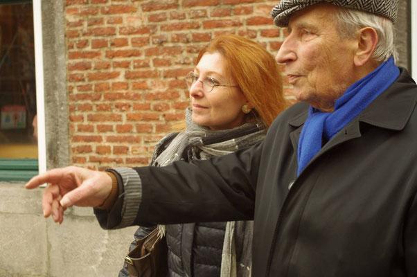 Pierre Debauche à Namur