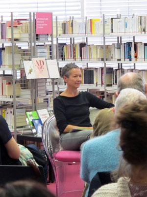 Rencontre à la Médiathèque de Bordeaux Mériadeck, Juliette Mézenc, Une chambre à écrire