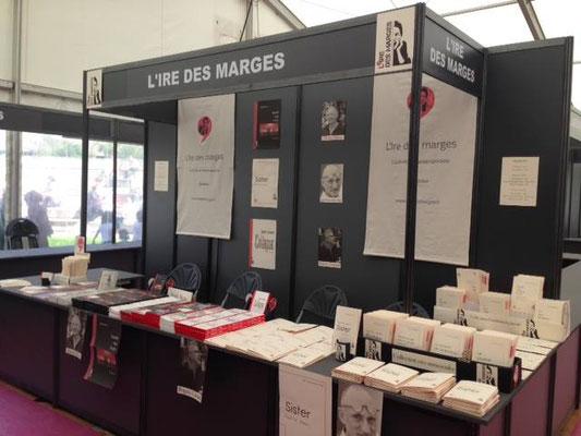 Escale du livre 2017, Bordeaux