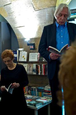 Lancement des éditions L'Ire des marges, février 2013, La Machine à Lire (Bordeaux)