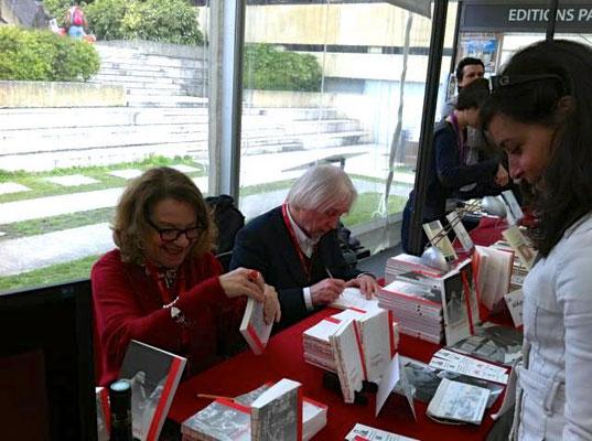 Escale du livre 2013, Bordeaux, Brigitte Comard