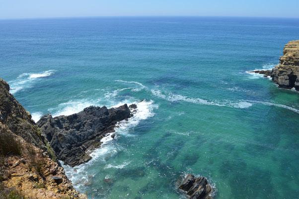 de oceaan ligt aan je voeten