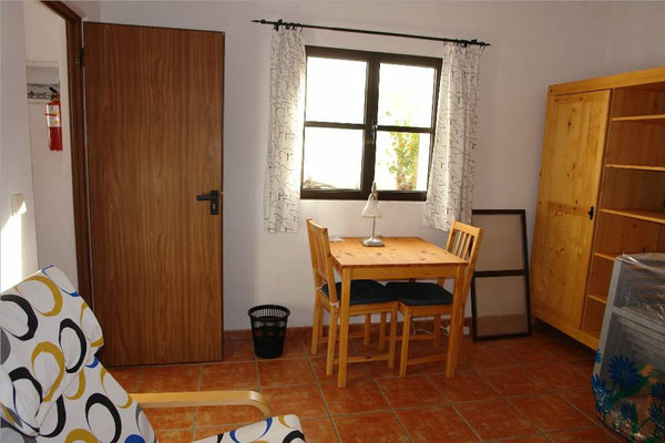 - kamer in het kleine gastenhuis -