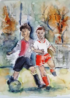 Wir lieben Fußball