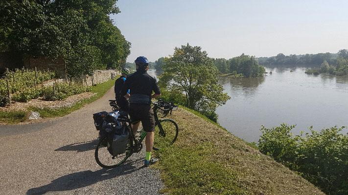 Mann, ist die Loire schön