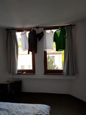 Nach der Wäsche