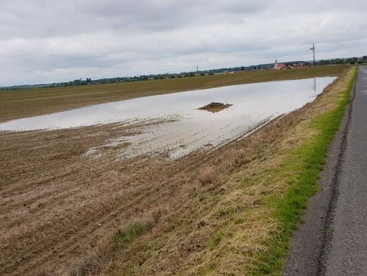 Überschwemmungen nicht nur in Kroatien, sondern auch in Ungarn