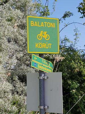 der Balatonweg