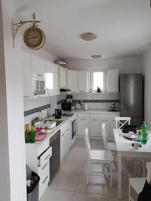 Unser Appartement: Küche