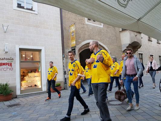 Schwedische Jungs