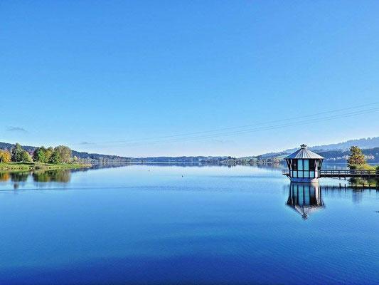 Impression vom Rottachsee, Quelle: Karlheinz Chmiel