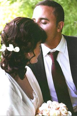 Haarschmuck Braut 1: 10.– bis 15.– CHF