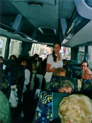 die Busfahrt