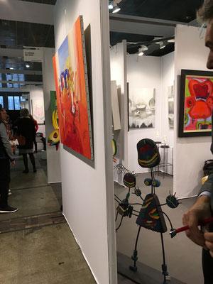 Espace Pralong Art3F Bruxelles