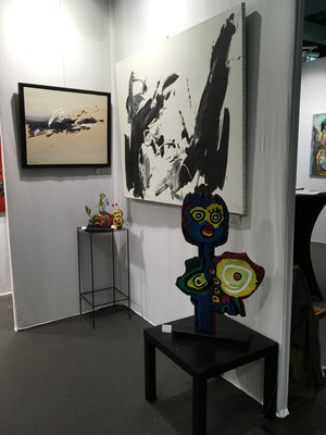 Lao Sheng Espace Pralong Art3F Bruxelles