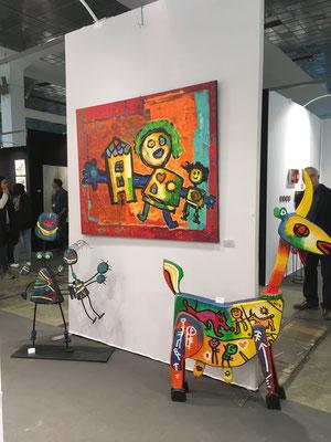 Guallino Espace Pralong Art3F Bruxelles