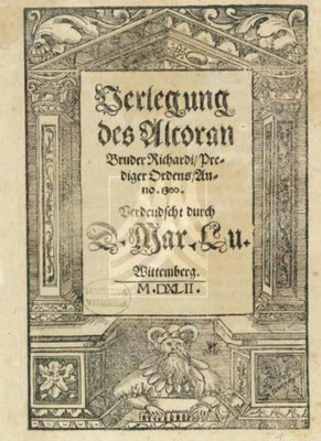 Luther- Koran Cover