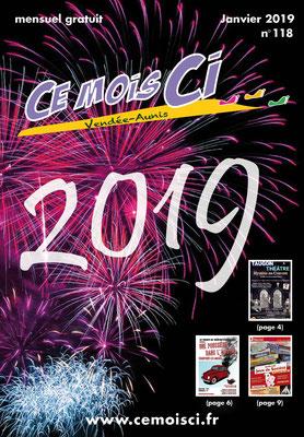 Janvier 2019 - n°118