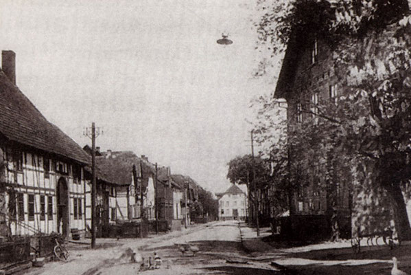 Blick in die Lange Strasse