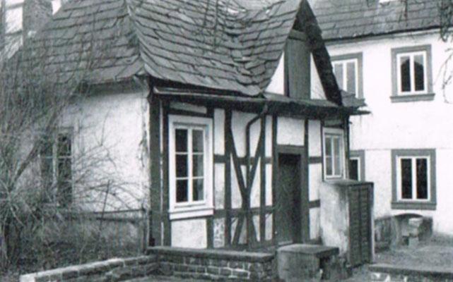 Das alte Laboratorium