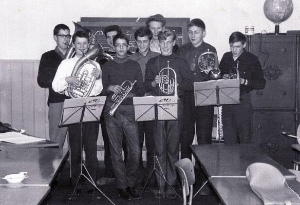 Die ersten 1965