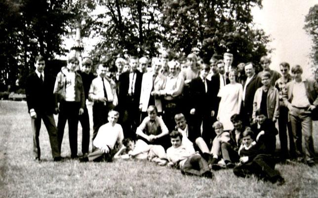 Jugendtreffen der Gewerkschaft Holz in Osterode (Jahr)?