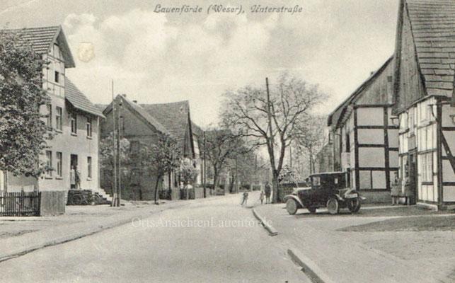 Unterstrasse