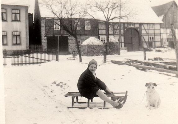 Winterfreuden in den Unterstrasse (Henke)