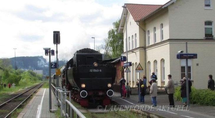 Weserberglandfahrt 4. Mai 2014 © Martin Zühlsdorf