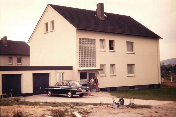 Wohnhaus Lotz, Raabestrasse