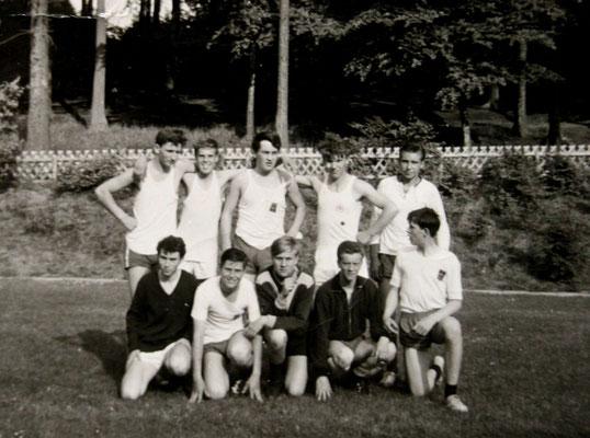 Fußballturnier der Gewerkschaftsjugend