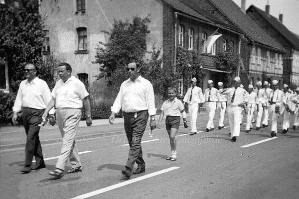 v.l. Günter Strinz, Hans-Jochen Henke und Uwe Lotz