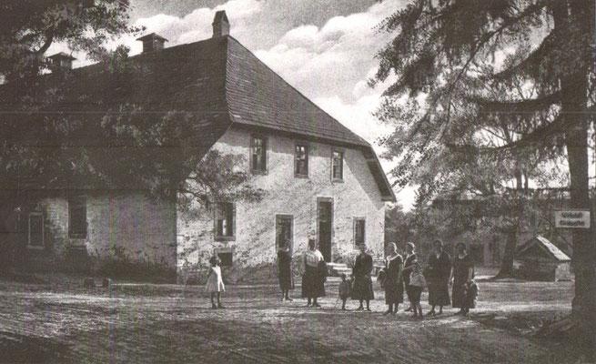 Forellenhof, ehemals Milchhäuschen