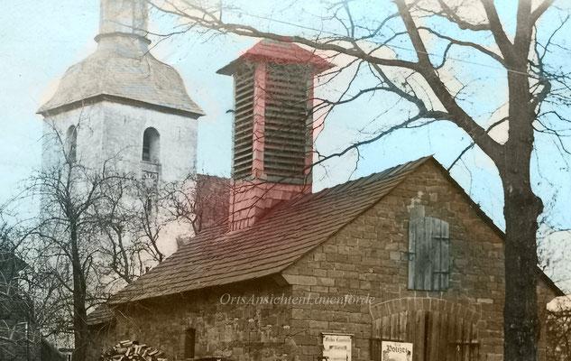 Das alte Spritzenhaus.