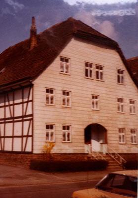 Haus vor der Renovierung