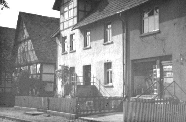 Unterstrasse, Kaufmann Henke