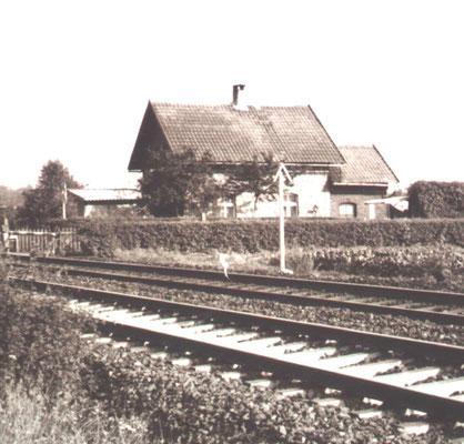 1956, Dienstgebäude, hgeute Wohnhaus