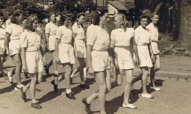 Handball Damenmannschaft
