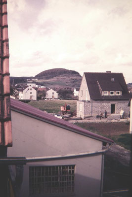 Blick auf das Baugebiet Bereich Lönsstrasse-Raabestr.