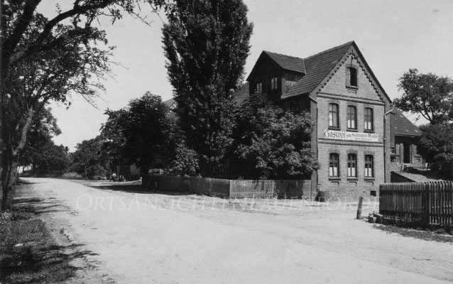 """Gaststätte """"Zum Sollinger Walde"""" 1910"""