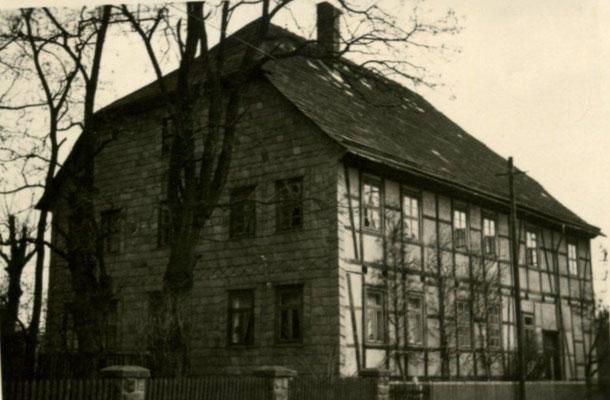 Das alte Pfarrhaus, Ansicht con Süd/West