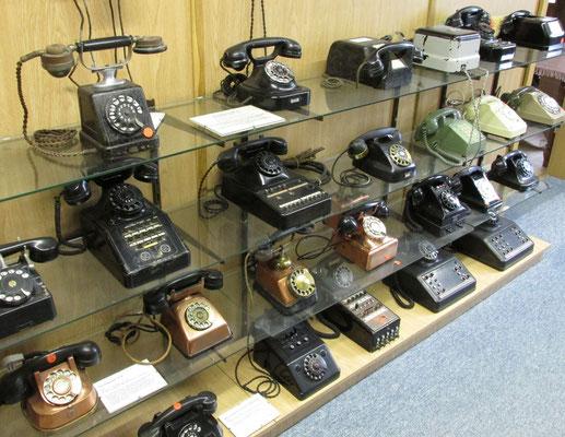 Telefone / Foto: M. Zühlsdorf