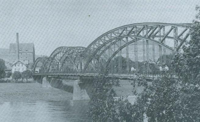 Erste Weserbrücke